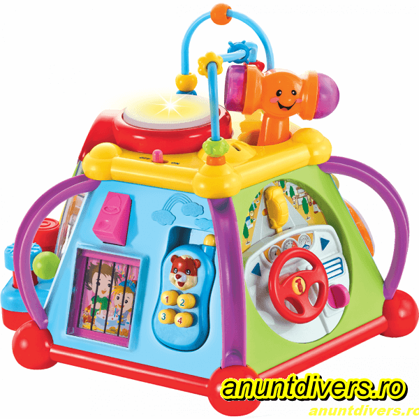 Mappy Toys Tonomatul educativ