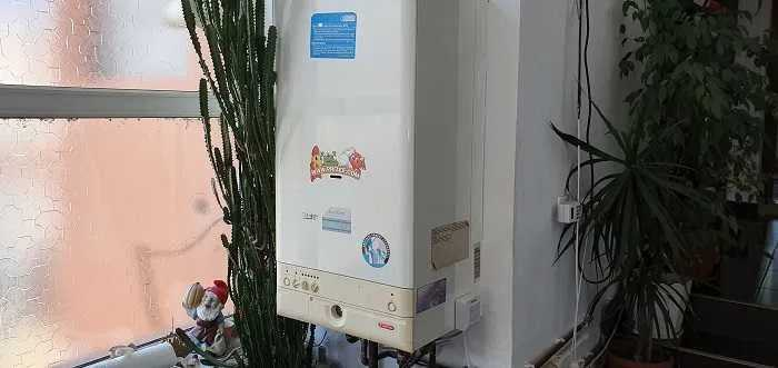 Centrala termica Ariston 24 KW