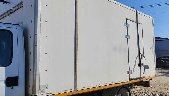 Duba second hand Iveco Daily