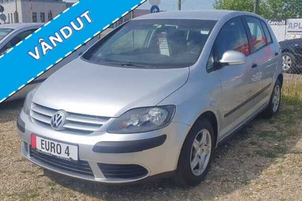 Golf 5 Plus 2005 1.9 TDI