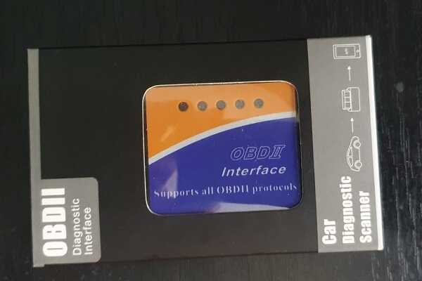 Interfata OBD2 ELM327 Bluetooth V2.1