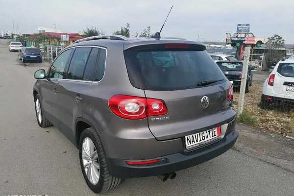 tiguan second hand import germania