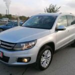 VW Tiguan second hand Germania