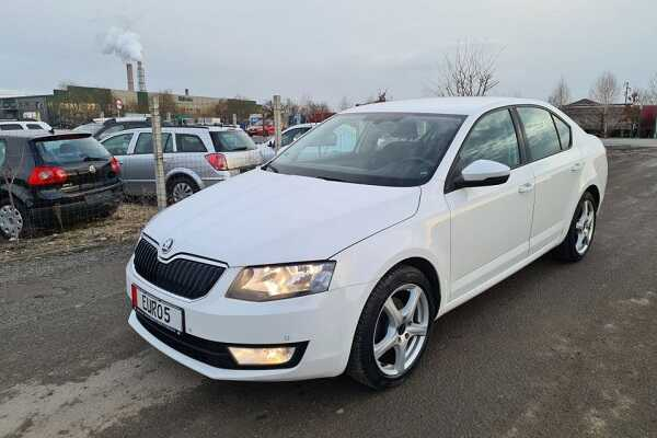 Skoda Octavia 3 2013 import germania
