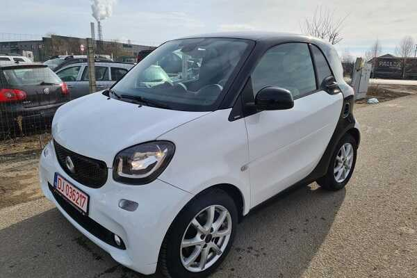 Smart Fortwo 2015 autoturism second hand