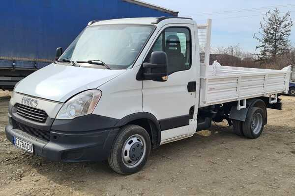 Iveco Daily 35C15 2012